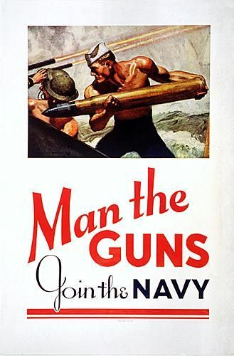 Gunner's Mate - one of the oldest rates in the Navy and a big part of our Expeditionary Force.