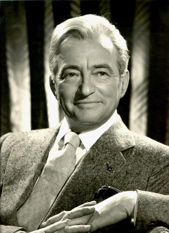Claude Rains -Born William Claude Rains. One of my all time favorite character actors.(11/19/1889-05/30/1967) died of an internal hemorrage.