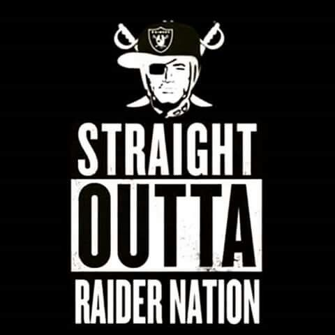 Sur Killer Cali Los Angeles Raiders!!