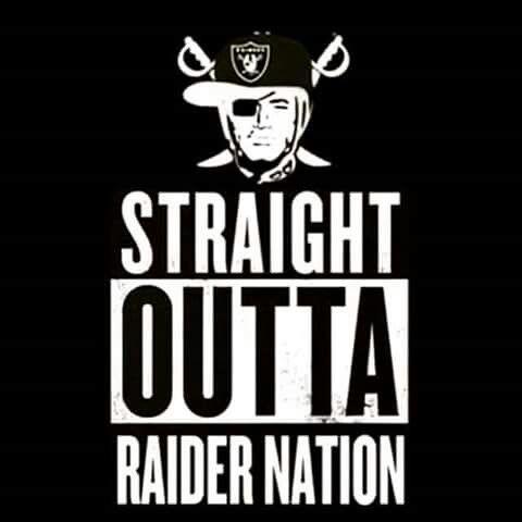 Sur Killer Cali Los Angeles Raiders!!