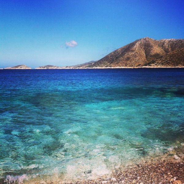 Bay of Agia Theodoti