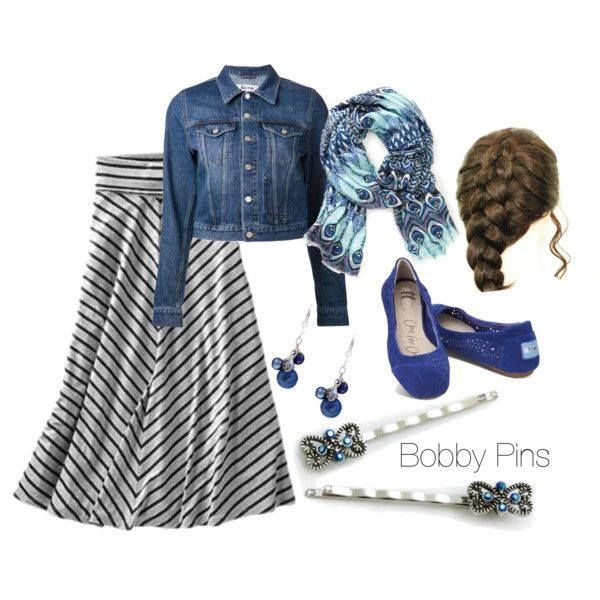 Awesome outifit.  The bobby pins can be found at lillarose.biz/hannahbosse