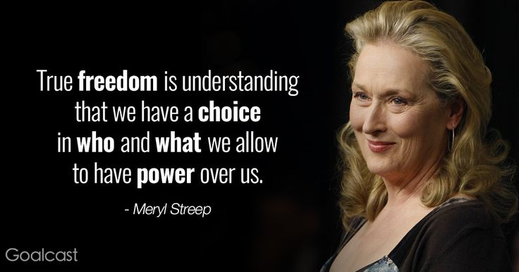 Prime 15 Most Inspiring Meryl Streep Quotes