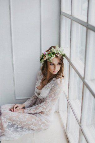 Весеннее утро невесты с морскими нотками