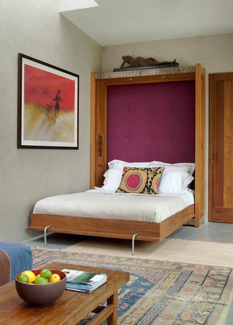 18 Genius Solutions For Multifunctional Murphy Bed