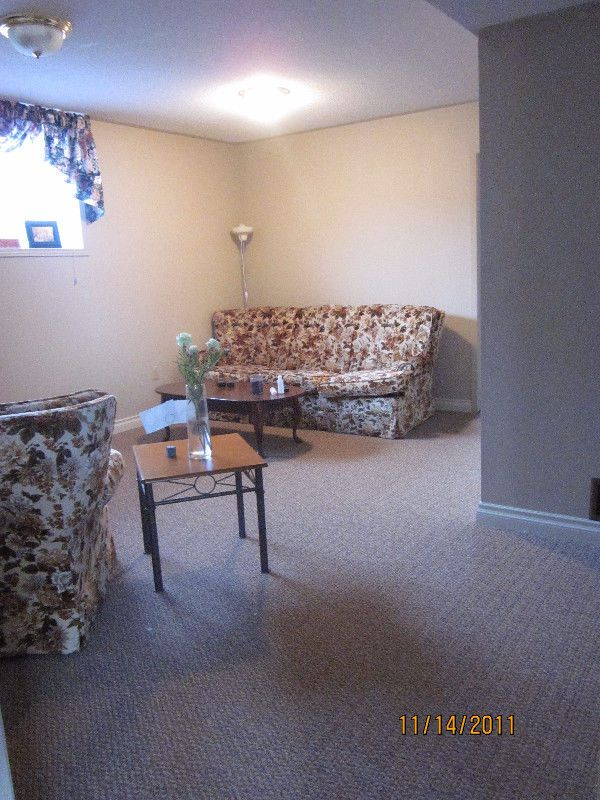 2 ROOMS FOR RENT COME DECEMBER 1ST The House Is Close To Both Georgian College And Lakehead University
