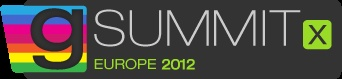 Gamification Summit Europe 2012 -   24 -> 25 October - GERMANY