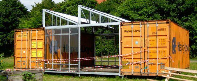 Casa contenedor decoracion pinterest - Casas hechas con contenedores precios ...