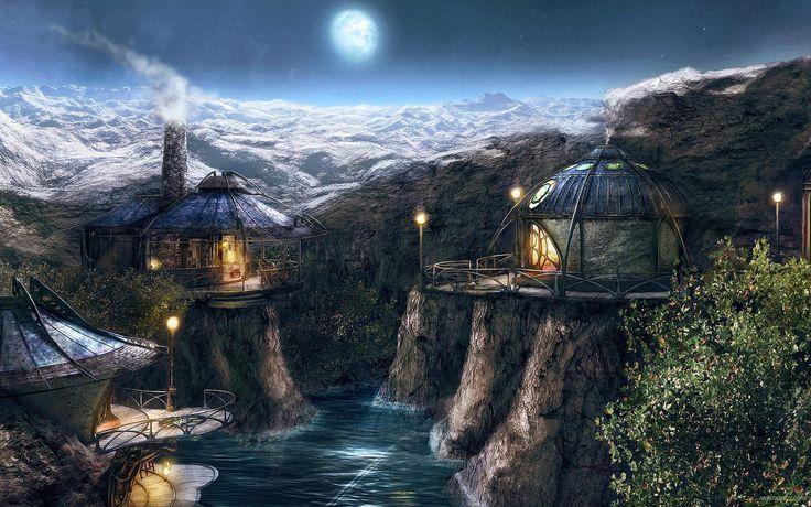 fantasy-houses.jpg (1920×1200)