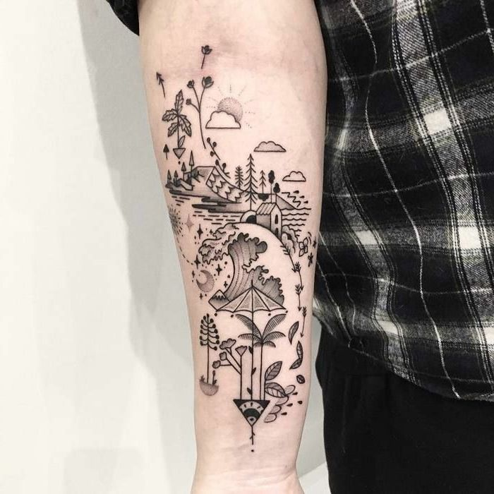 1001 Ideas Sobre Tatuajes Simbólicos Originales Tatted