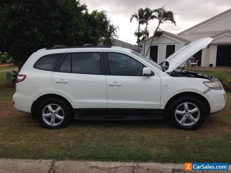 HYUNDAI SANTA FE SX Wagon (8/2007) V6 5 Spd Manual - full Option -  #toyota #santafe #forsale #australia