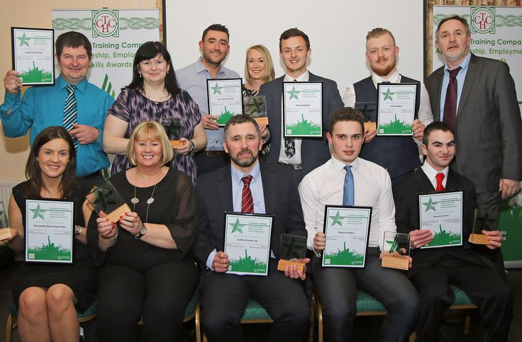 Cambrian Training - Welsh employers and learners recognised in training company's new awards