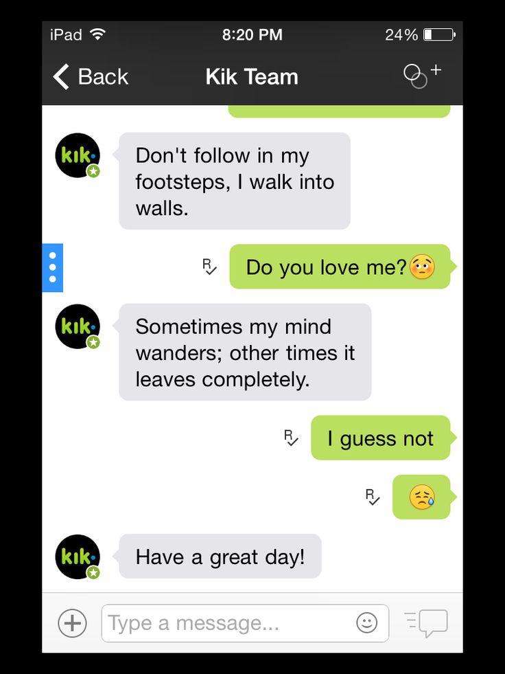dating kik