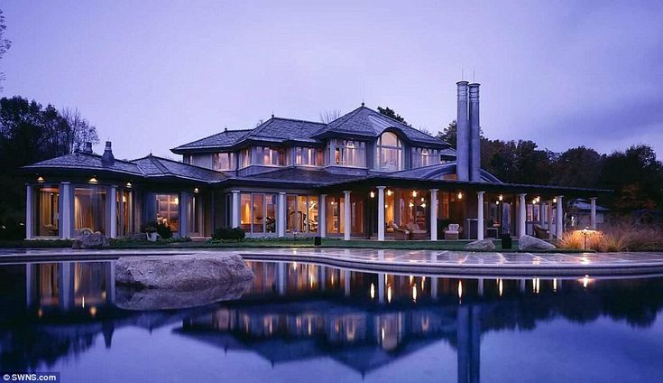Mansion: The resident of the 100-acre 'Harmony Mountain' has decided to get rid of the pro...