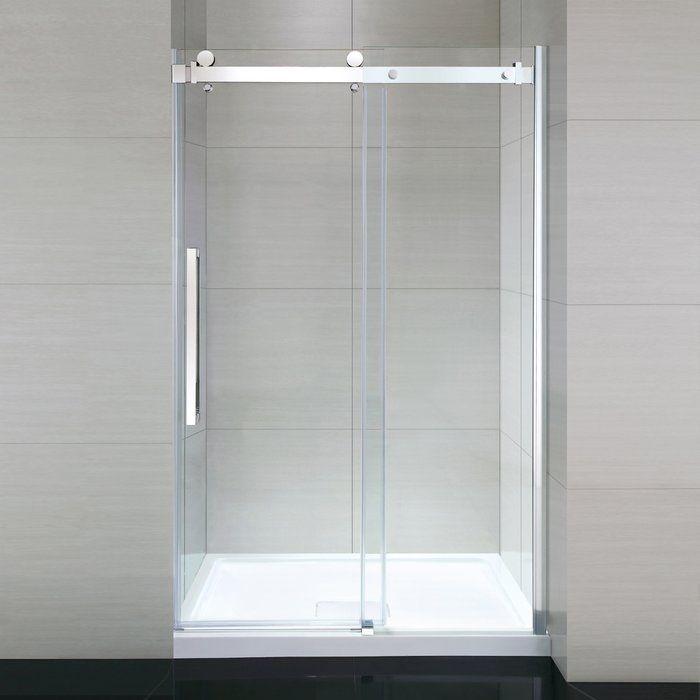 """Sierra 48"""" Glass Panel Door"""