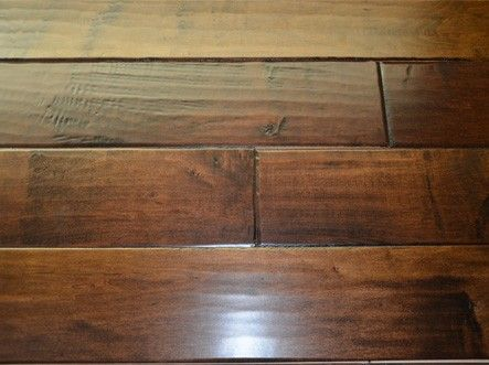 17 best images about hand scraped hardwood flooring by for What is prefinished hardwood