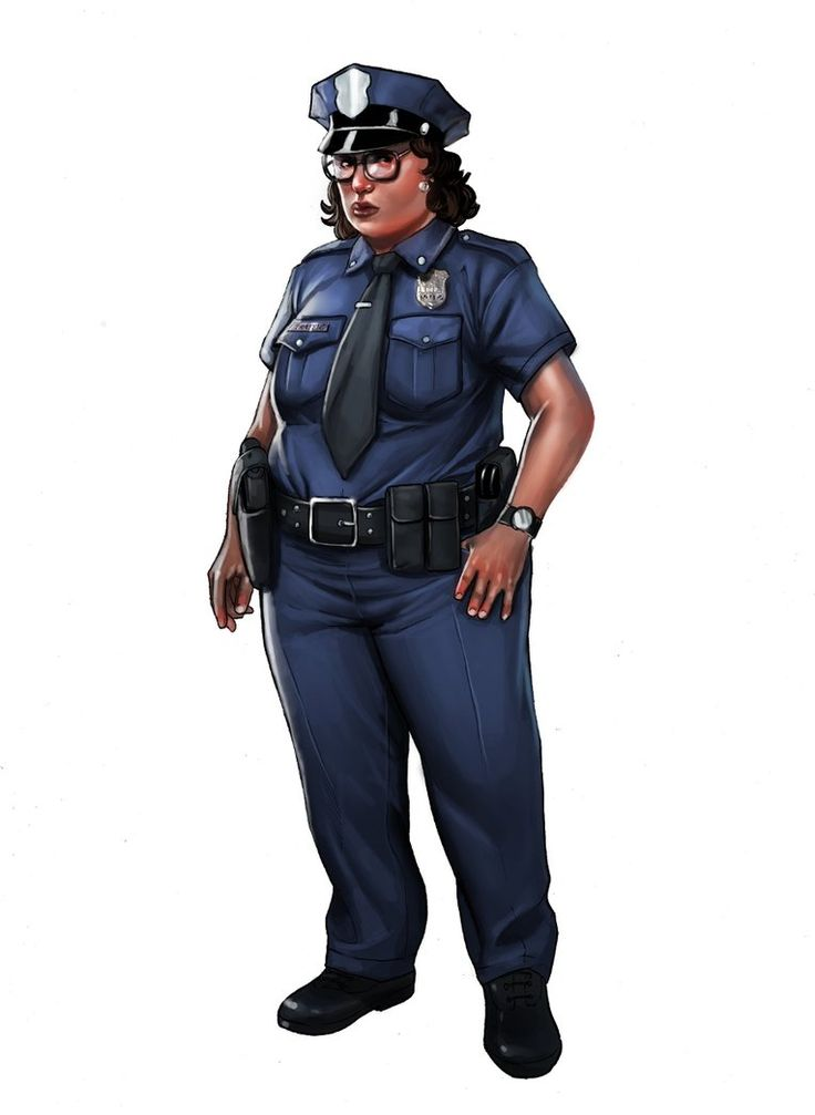 345 Best Police Cartoon Images On Pinterest Character