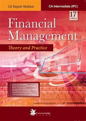 Financial Management - Theory and Practice For CA Intermediate https://www.meripustak.com/Financial-Management-Theory-and-Practice-For-CA-Intermediate-149275 #FinancialManagementTheoryAndPractice #CA #Intermediate #IPCC #Books  #Discount of 10% #BestOffers #BestDeal  #CAintermediate #AcademicBooks #ProfessionalBooks  #Order_Online #FreeShipping  #OnlinePayment, #COD and #ChequePayment  #CAFinal, #CAIPCC #CMA, #CS  #Online #Book #Store in #India