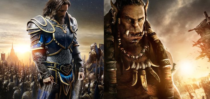 WE HAVE SOME MORE WARCRAFT MOVIE CHARACTERS FOR YOU -Chad Currie ( http://www.topbravado.com/bravado-news/2015/7/13/we-have-some-more-warcraft-movie-characters-for-you )