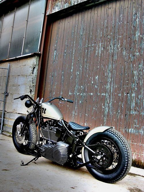 bobber #motorcycle #motorbike