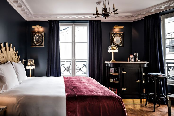Wanderlust: Hotel Providence in Paris — The Decorista