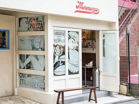 原宿に3月30日、パリ発モッツァレラサンドイッチショップ「Mmmozza(ンーモッツァ)」 - Yahoo!ニュース(みんなの経済新聞ネットワーク)
