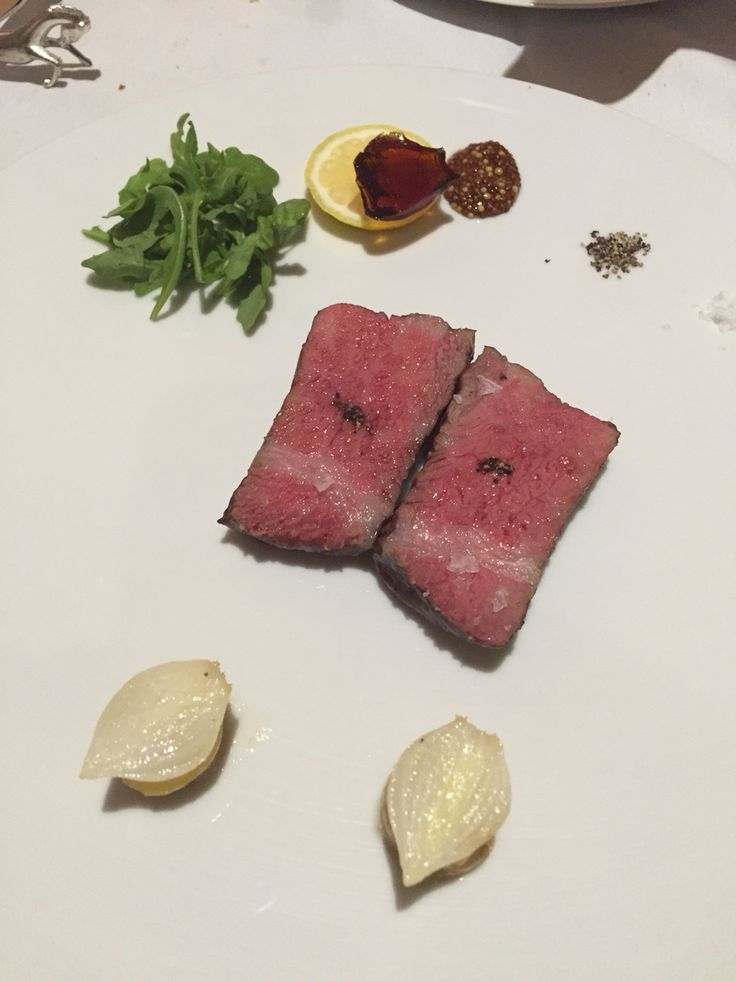 Wagyu beef filet
