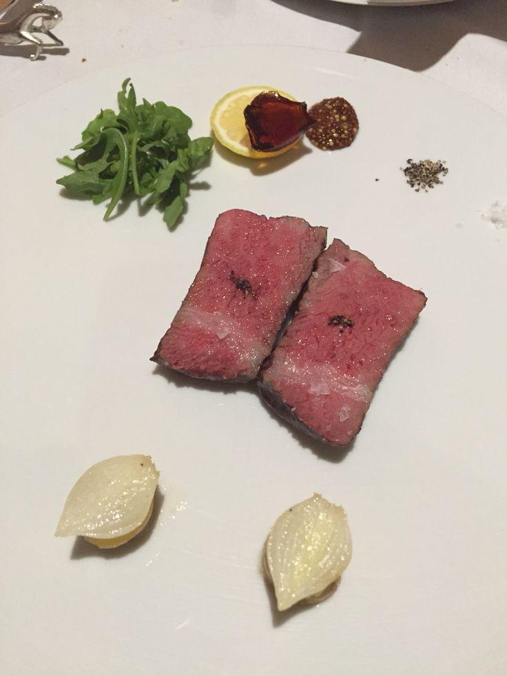 Wagyu beef filet