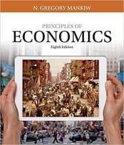 Free download Principles of economics, 8th edition a best-selling business, economics book authorized by N. Gregory and MIT. Dr. Mankiw.