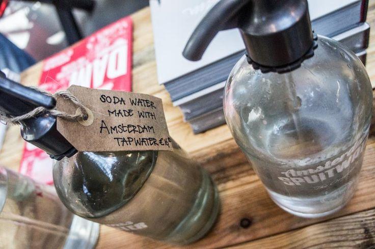Local Goods Store @dehallen x Amsterdams Spuitwater