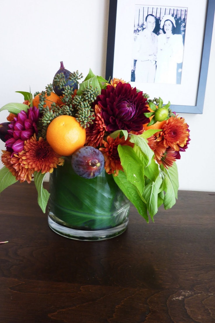 1000 images about fruit centerpieces on pinterest Floral arrangements with fruit