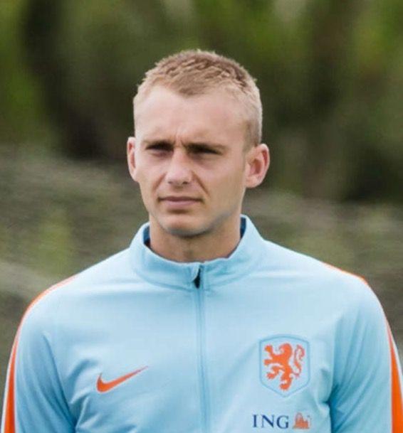 Keeper Jasper Cillessen.