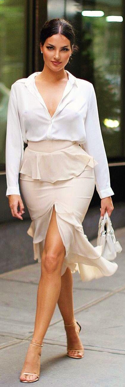 Sunday Stroll // Fashion Trend by  Natalie Halcro