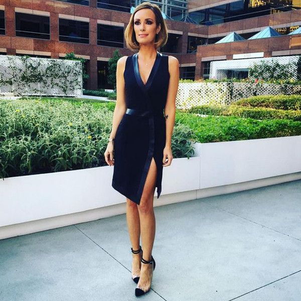 Catt Sadler: E! News Look of the Day