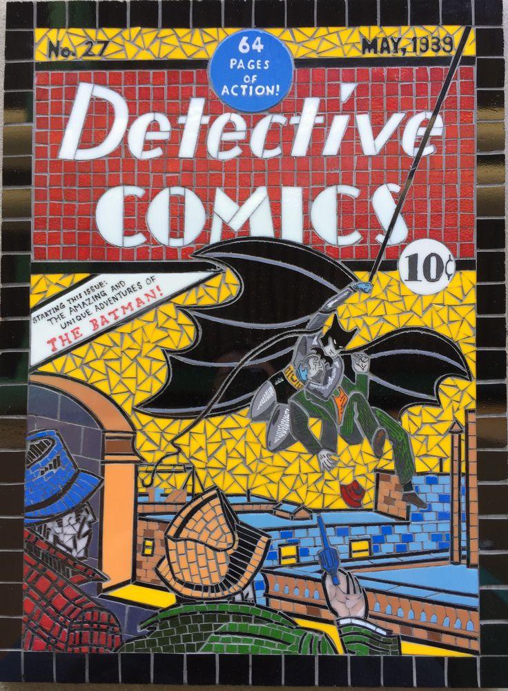 Batmans first appearance