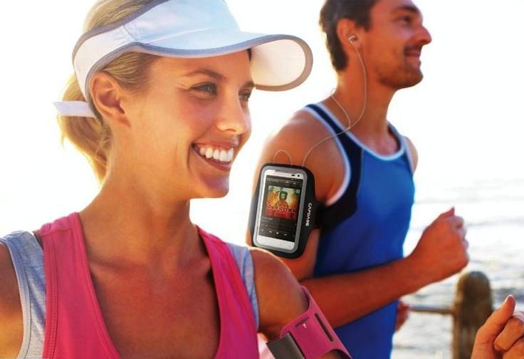 Capdase Sport Armband Zonic Plus - iPhone'у в нем так комфортно #ilandua, #iphone5, #sport, #armband