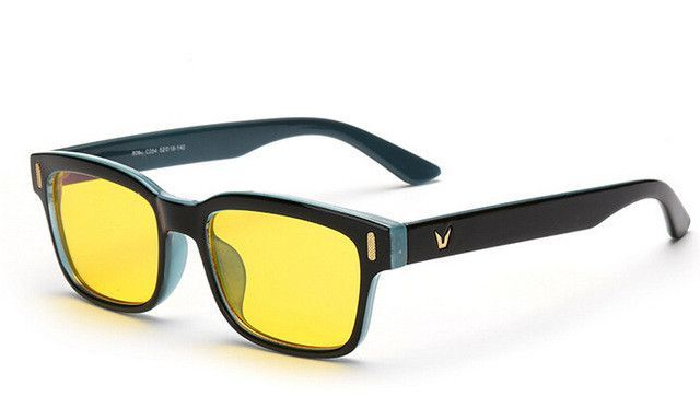 Anti Blue Rays Computer and Gaming Glasses 100% UV400 Radiation-resistant - Unisex