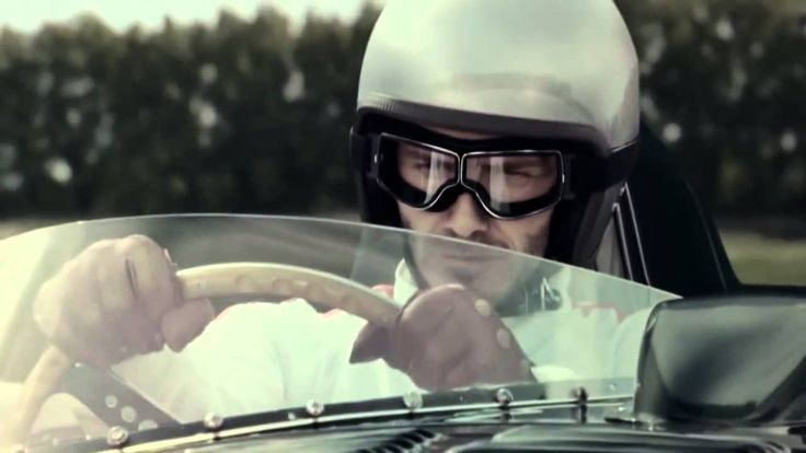 Jaguar TV ad from China featuring David Beckham (directed by Peter Lindb...