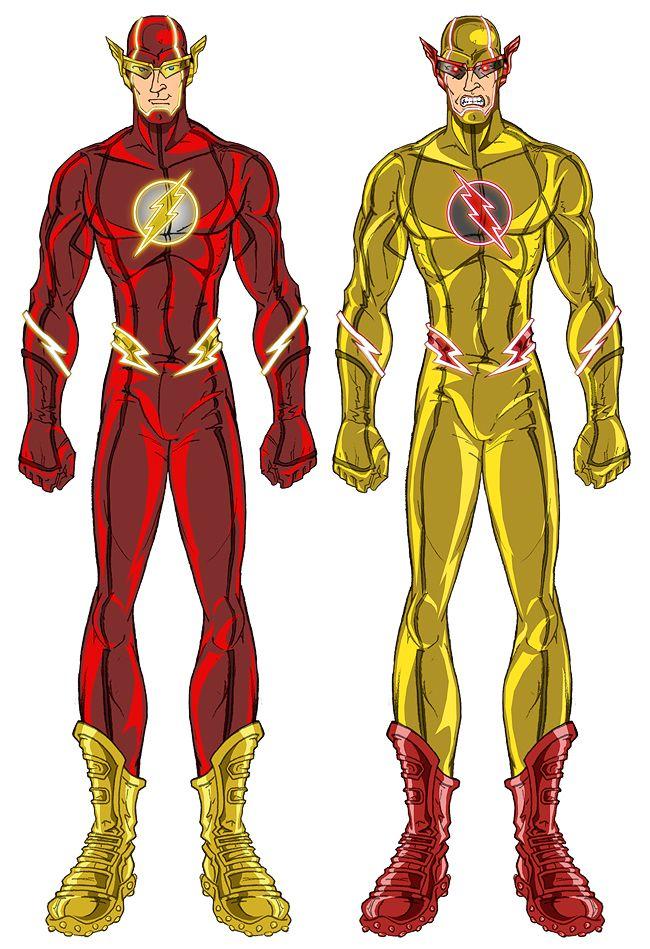 reverse flash vs professor - photo #31