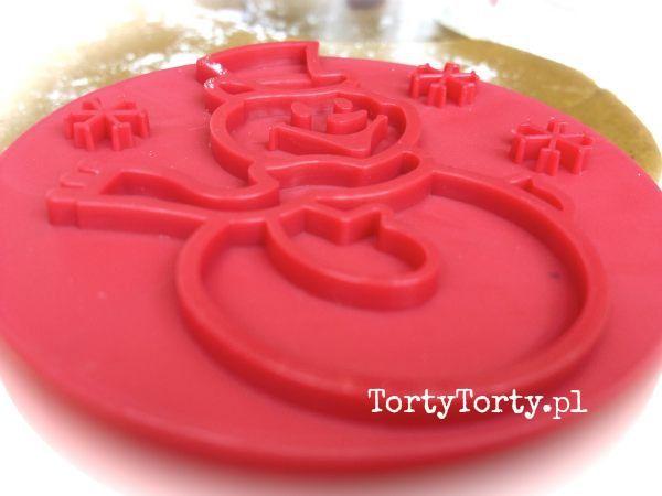 Gingerbread stamp