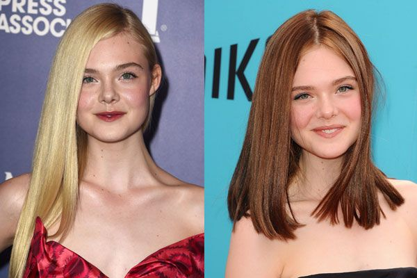 38 Most Amazing Celebrity Hair Transformations Of 2014