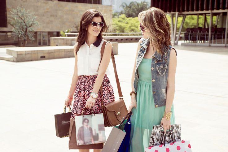 Ruta de compras personalizada