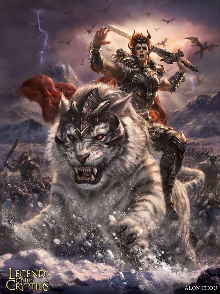 Behemoth legend of the cryptids