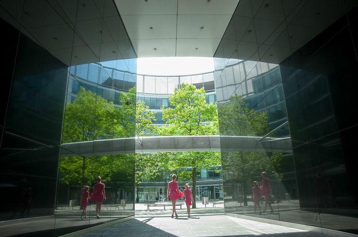 Beautiful even when it's windy ;-)  Fresia by Little Pink Dress Facebook.com/behappyinpink