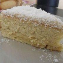 Recette Gâteau Mont-Blanc Antillais