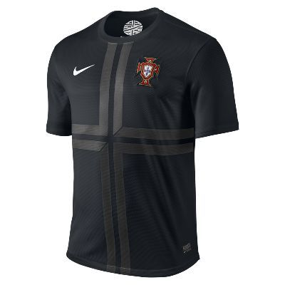 2013 Portugal Replica Men's Soccer Jersey