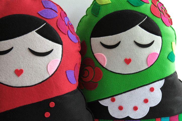 pillows MIMA design