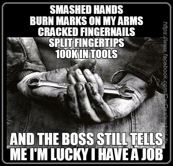 #mechaniclife