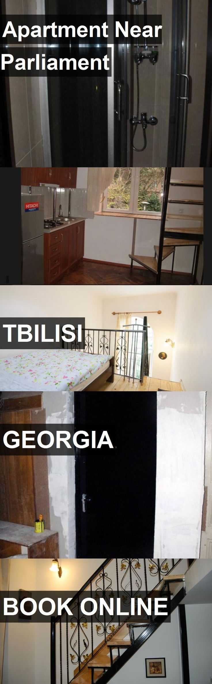 Hotel Apartment Near Parliament in Tbilisi, Georgia. For more information, photos, reviews and best prices please follow the link. #Georgia #Tbilisi #ApartmentNearParliament #hotel #travel #vacation