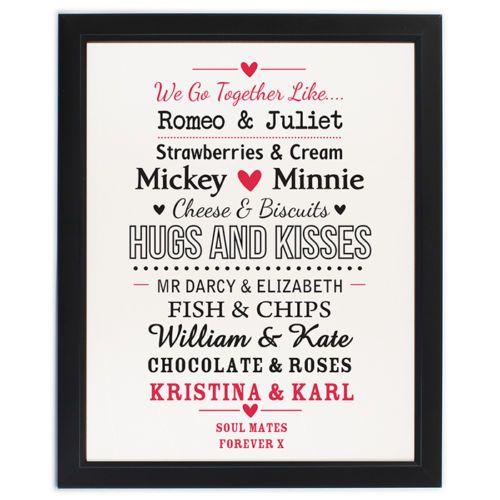 PERSONALISED-Word-Art-Poster-Wedding-Engagement-Leaving-Birthday-Gift-Present